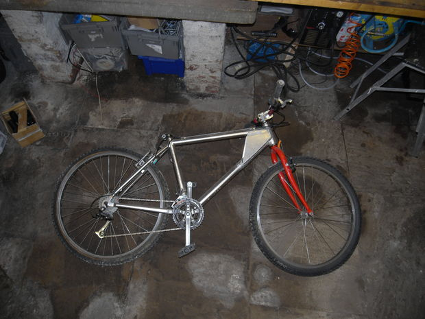 Picture of Find a Donor Bike