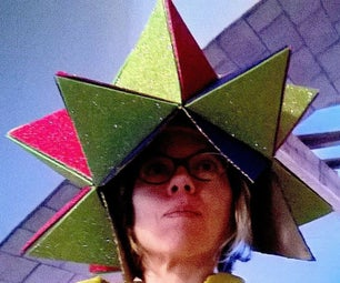 Stellated Icosaedron Hat
