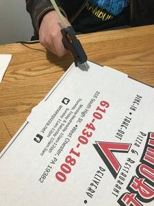Prepare the Pizza Box