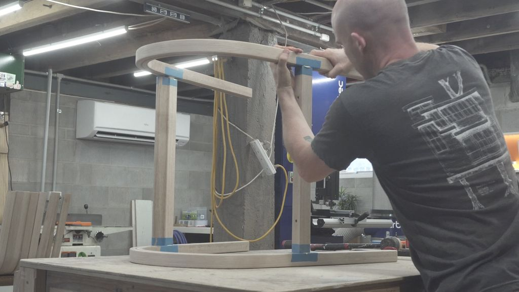 Picture of Glue Up and Finish