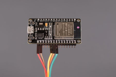 Connecting HC-12 Module to ESP32