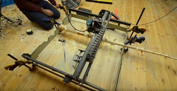 Modifying the X Carve