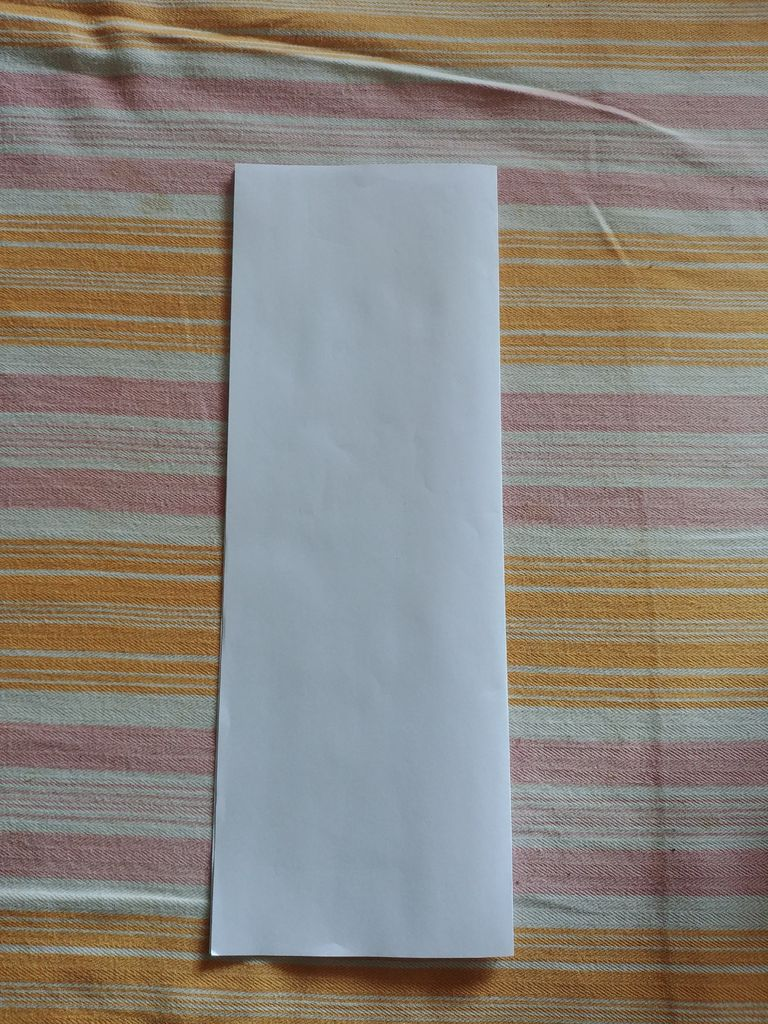 Picture of Fold Vertically, Unfold, Then Fold Horizontally.
