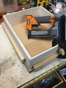 ​Construction of Front Cupboard Doors