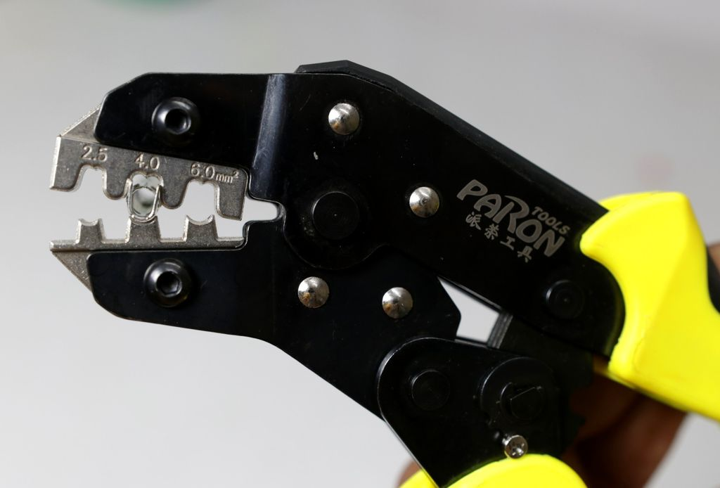 Picture of Crimp the Connector
