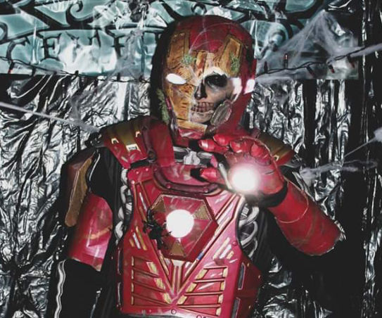 Iron Man - Spider-man Far From Home