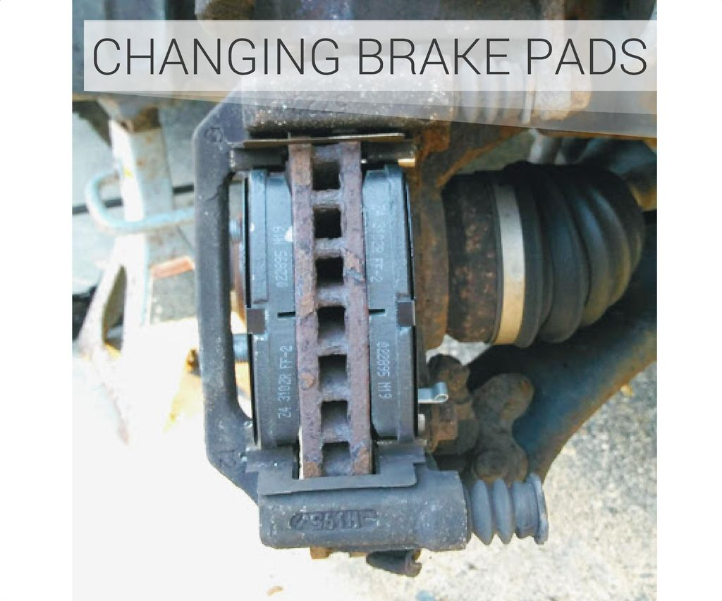 Picture of Changing Brake Pads