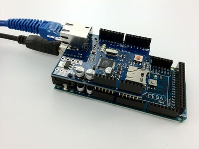 Irrigation Control Via  Internet + Arduino + Ethernet