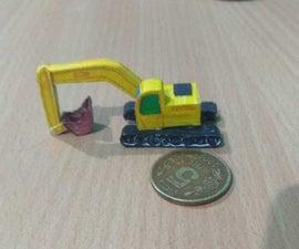 Diy Tiny Excavator
