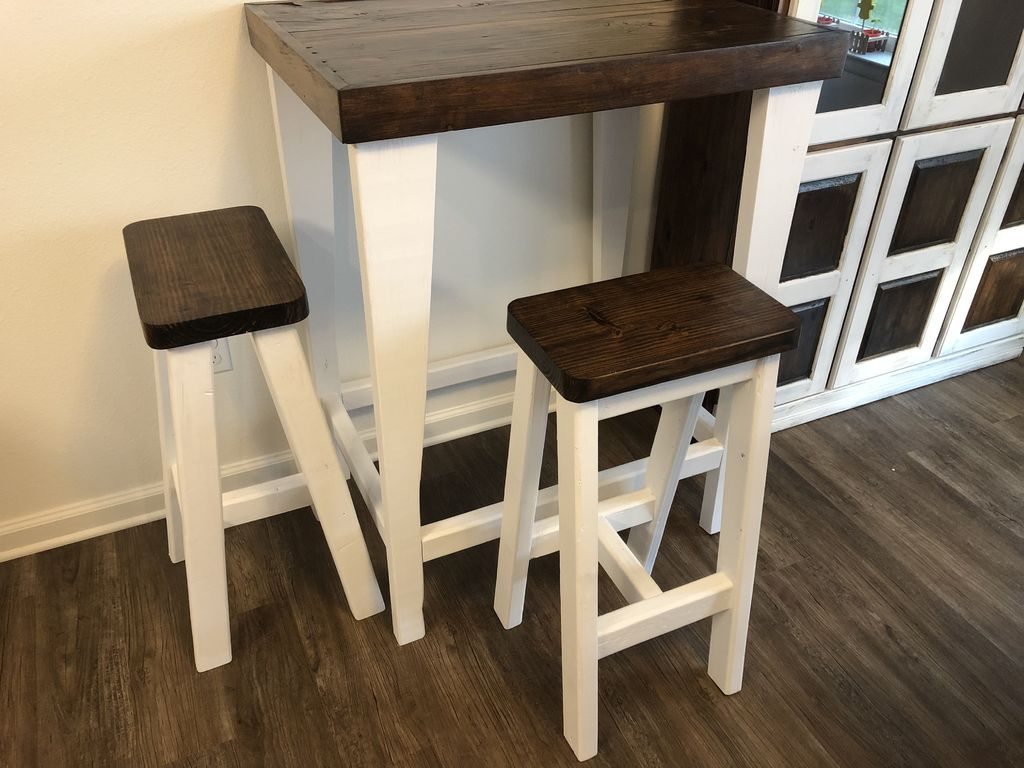 Picture of How to Make a Barstool