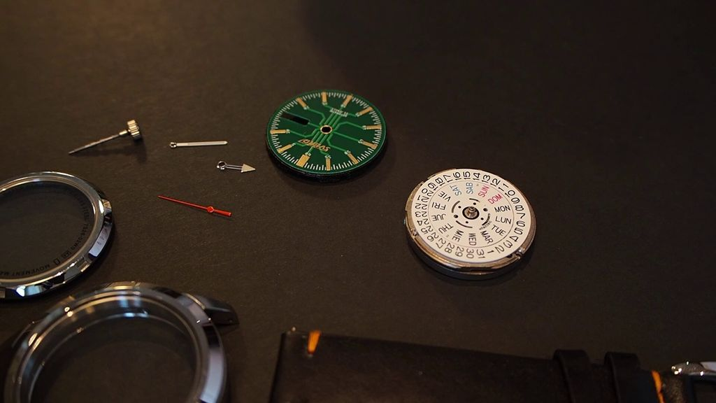 Picture of Assembly: Dial