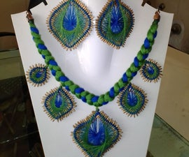 Peafowl Trinkets