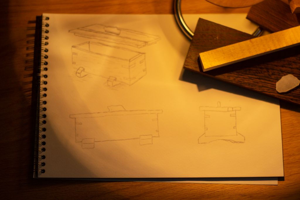 Picture of Finding and Sketching the Design
