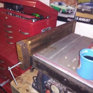 Do It Yourself Table Saw Fence
