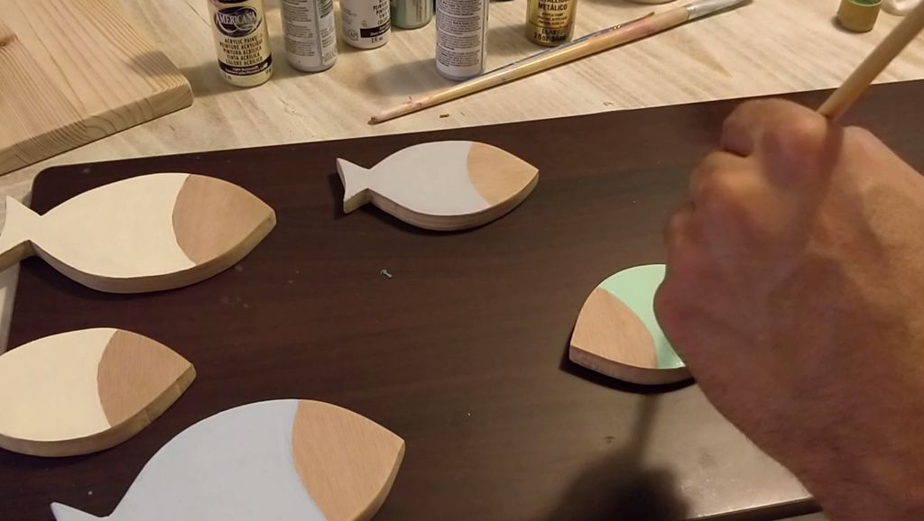 Picture of Painting the Wooden Fish
