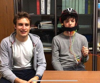 Vocal Helmet