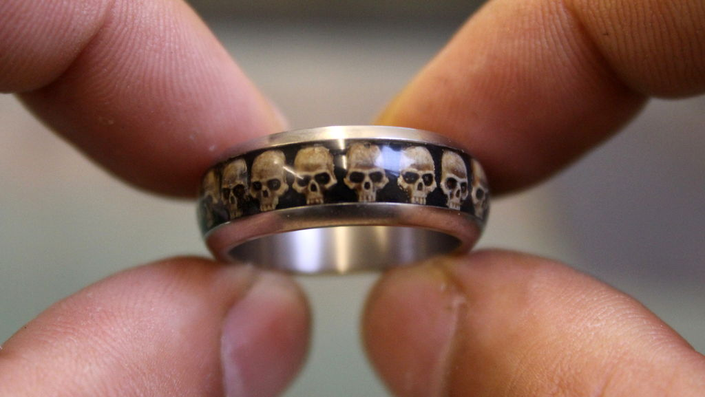Picture of Skull Ring DIY