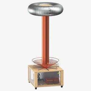 How to Build a 1.1 Million Volt Tesla Coil!