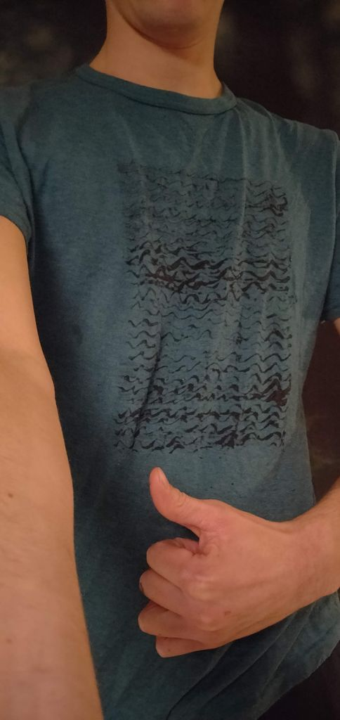 Picture of Let It Dry and Show of Your Original Self Made T-shirt
