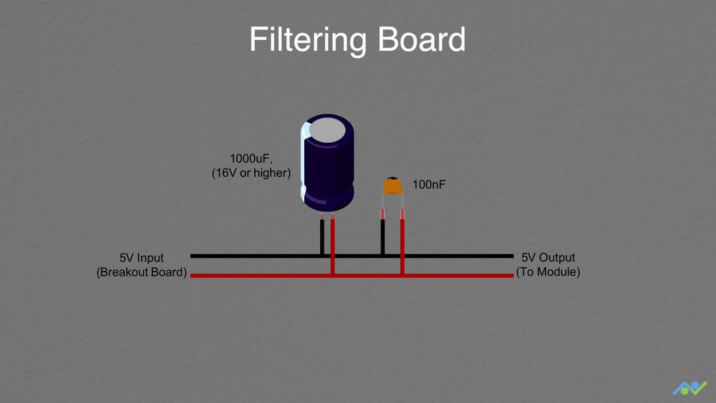 Picture of Build the Filtering Board