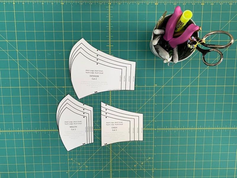 Prepare Pattern Pieces