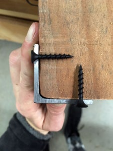 Drill Holes in Steel