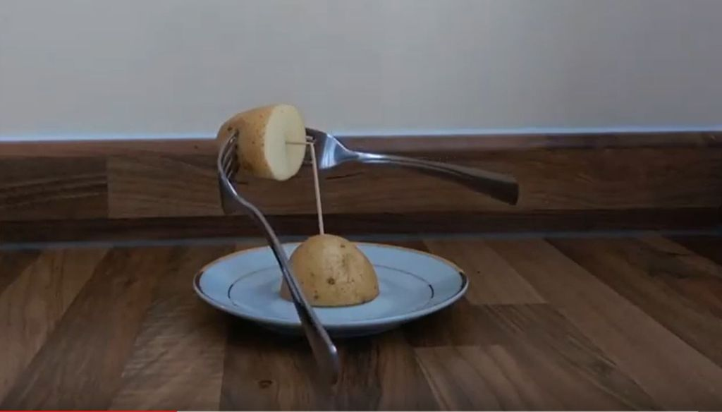 Picture of Balancing Potato - Assembly