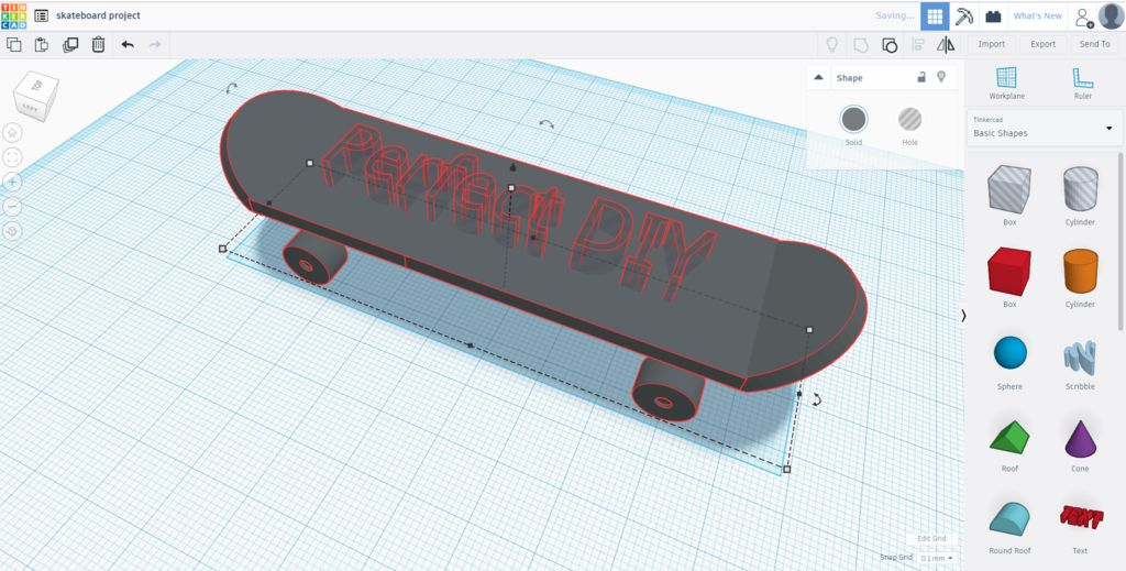 Picture of  Stunt Skateboard (First Option)