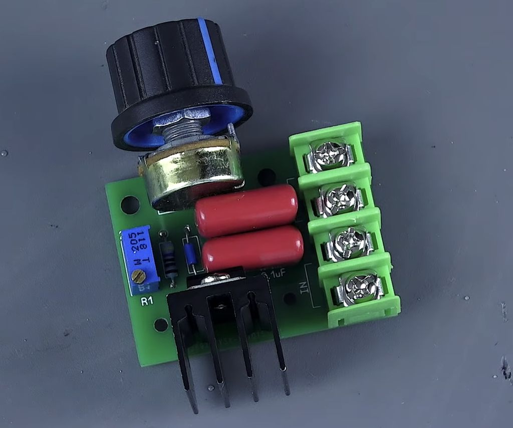 How to Make a Voltage Regulator 2000 Watts
