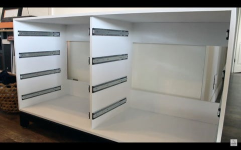 Drawers and Slides