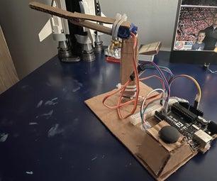 Double Micro Servo Robot Arm