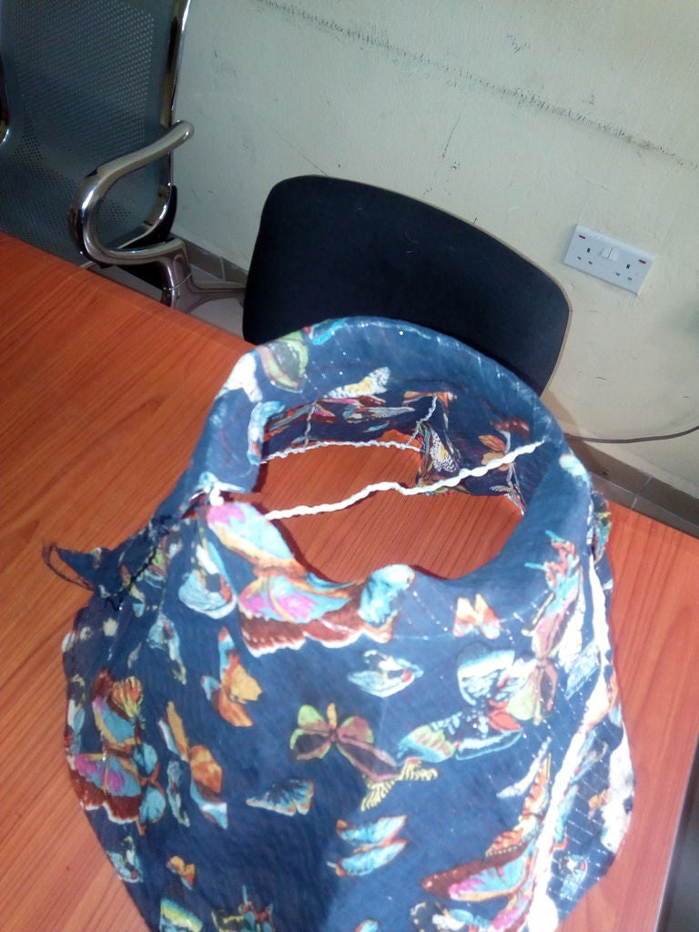 Picture of LAMP SHADE AND WRAPPING