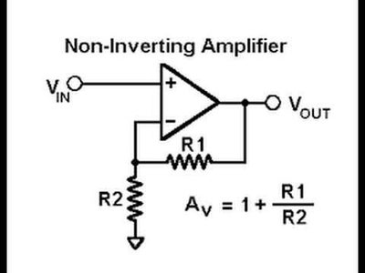 Adding the OpAmp Amplifier Circuit