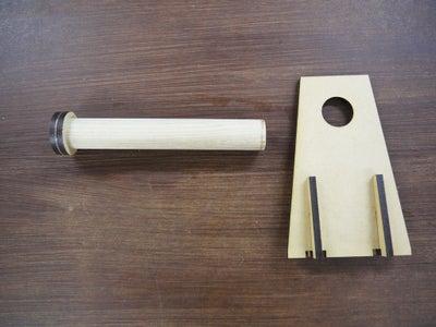 Step 5: Assemble Parts / Handle & Spindle (2)