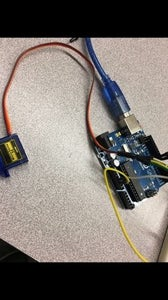 Step Three:  Coding the Arduino and Creating the Circuit