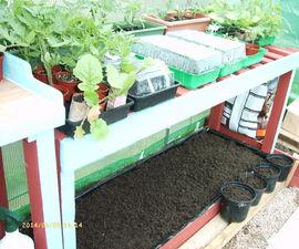 Raised Salad Bed