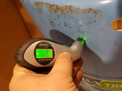 Diagnose the Issue - Water Pressure Tank