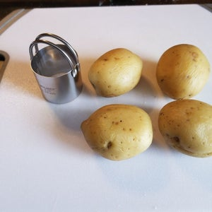 Potato Time