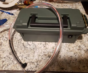 Ammo Can Balloon Pump