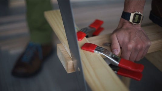 Cut 2x4 to Size