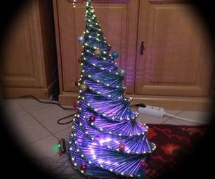 Music Animated Christmas Tree