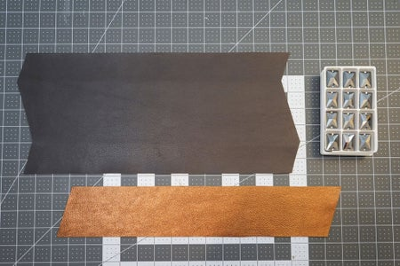 Sewing the Belt