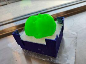 Picture of Step 3: Prepare the Mold Box