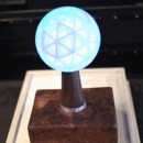 Ommatid Spherical Display: constructing the enclosure and optical globe