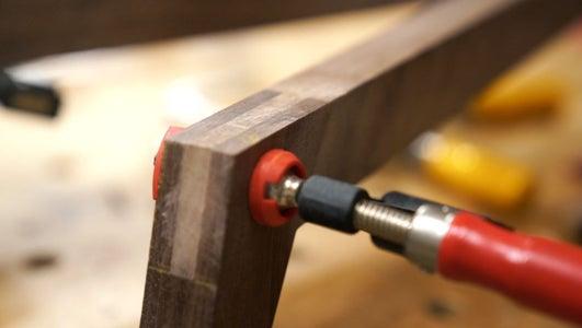 Making Legs (Cut Joinery & Glue-up)