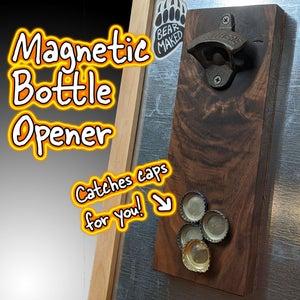 Make a Magnetic Bottle Opener