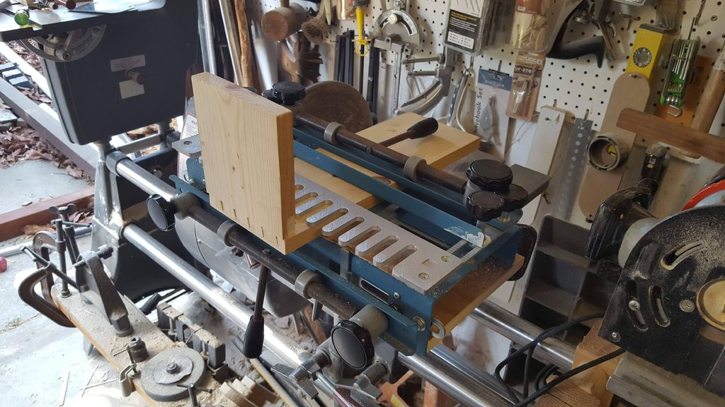 Picture of Cut Dovetails