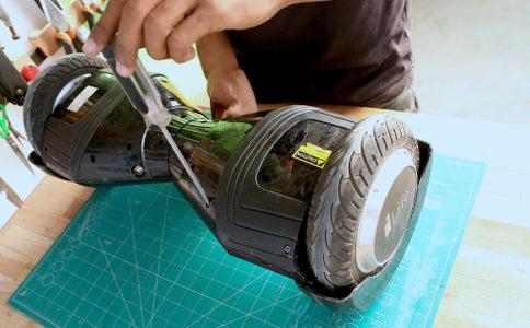 DIY Magnetic Drill Press