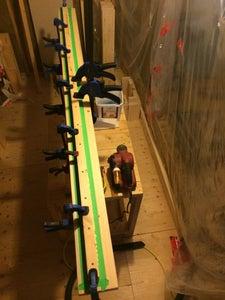 Assemble Side Rails