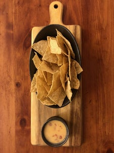 Stir and Serve With Tortilla Chips